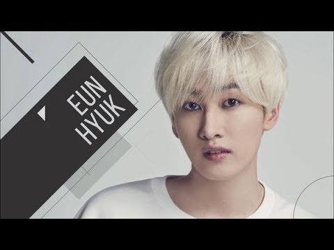 Super Junior - Eunhyuk  Evolution 2005 - 2015