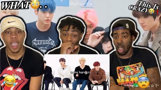 TXT funniest/ iconic moments of 2020 REACTION!!!