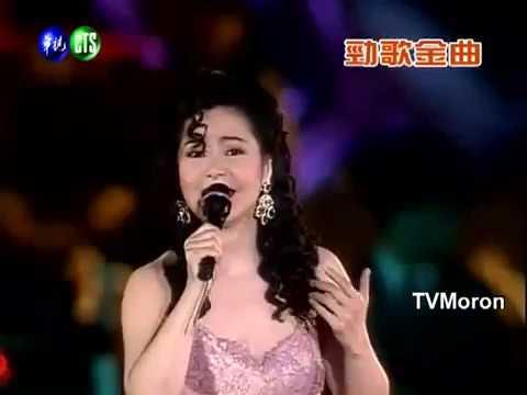 永遠的情人 紀念鄧麗君專輯 1993年〈 華視勁歌金曲 〉