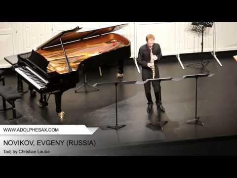 Dinant 2014 - NOVIKOV, EVGENY Tadj by Christian Lauba