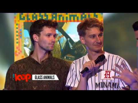 Glass Animals Interview on The Loop