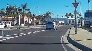 Entitled Mercedes Driver Road Rage Gets Instant Karma