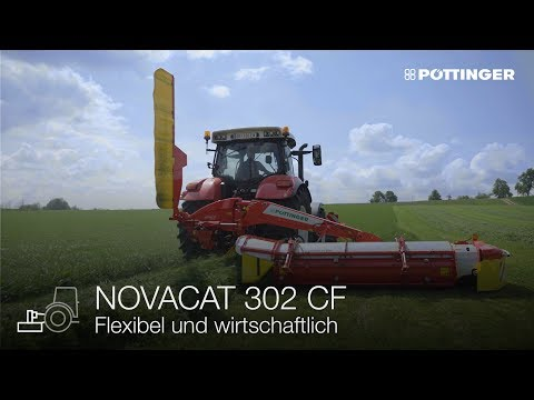 Neu: NOVACAT 302 CROSS FLOW