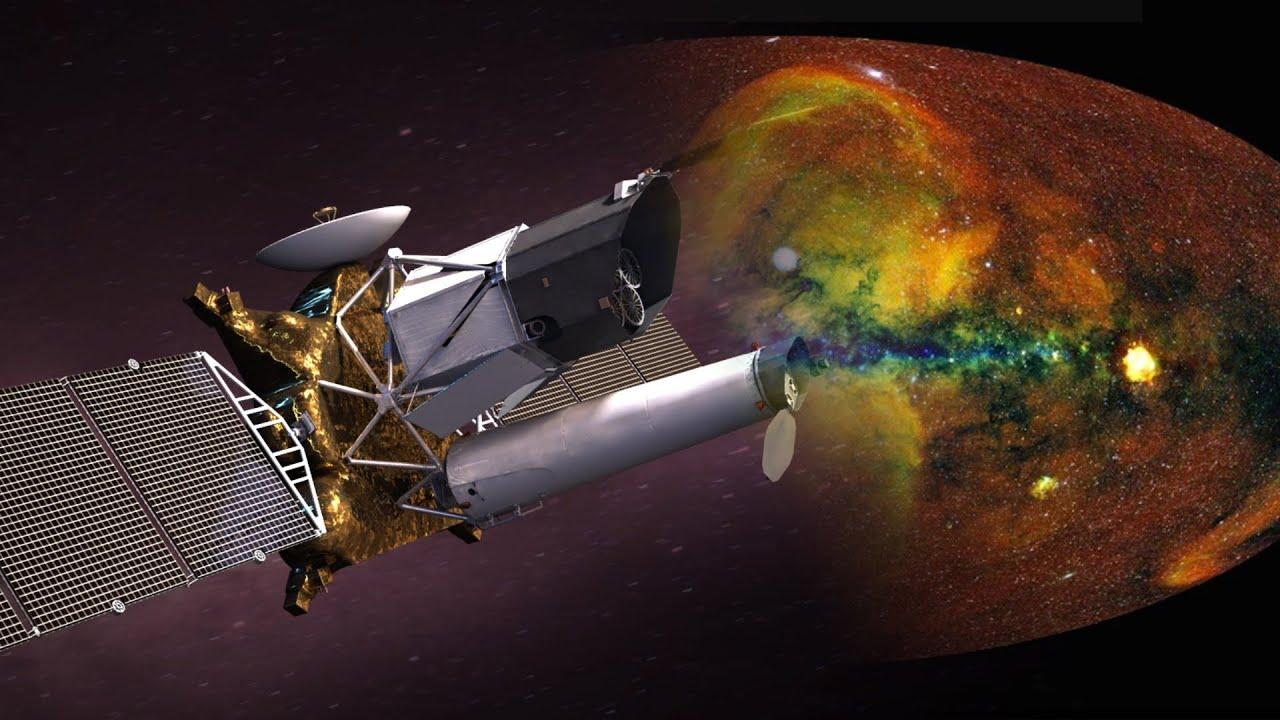 «Спектр-РГ» открывает Вселенную