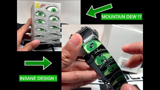 G-shock Mountain Dew UPSO DW6900 ZOMBIE SLAYER Review! One of the Best!