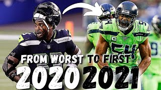 Seahawks Defense Can Be The BEST In The NFL in 2021!