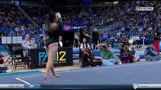 Felicia Hano 2018 Floor vs OSU 9.950