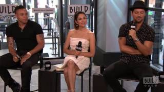 """The Cast of """"Power"""" On Working With 50 Cent"""