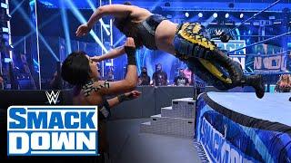 Bayley vs. Nikki Cross – SmackDown Women's Championship Match: SmackDown, July 31, 2020