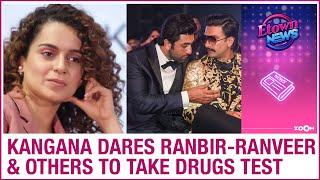 Kangana dares Ranbir Kapoor, Ranveer Singh & other act..