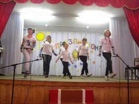 Щелкунчик D'n'b step  младшая группа