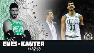 Enes Kanter gets candid about NBA trade deadline uncertainty | Enes Kanter Show | NBC Sports Boston