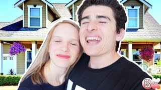 WE WENT HOUSE SHOPPING!