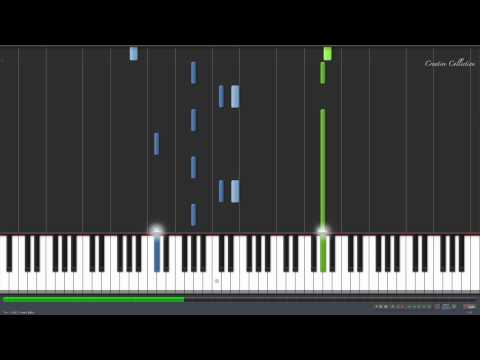 Baixar Bruno Mars - Talking to the Moon Piano Tutorial & Midi Download