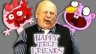 ELDERS REACT TO HAPPY TREE FRIENDS