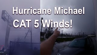 Hurricane Michael - Category 5 Winds at Landfall