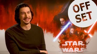 "'He could very easily have said ""i'm not interested""': Adam Driver has kind words about Mark Hamill"