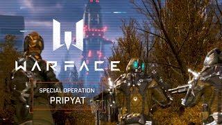 Warface - Special Operation Pripyat