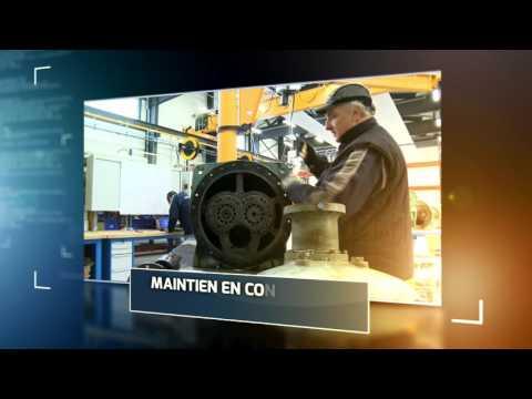 Fabrication sur-mesure d'installations frigorifiques pour la marine