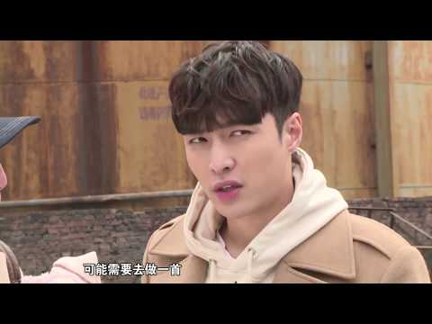180529 ZHANG YIXING 张艺兴 LAY — «就是这个样子» Interview: «The Golden Eyes»
