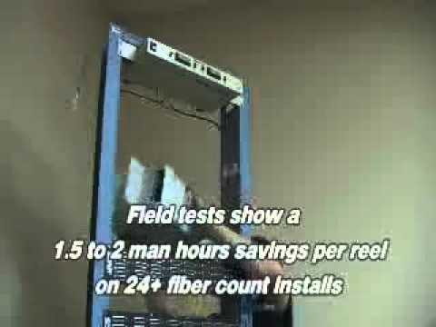 Fiber Optic Solutions Speed Spool