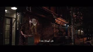 مشهد البيتزا من فلم set it up  مترجم 2018