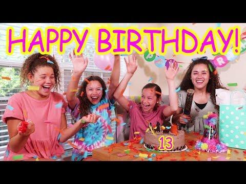 Olivia Is Finally A Teenager!! Happy 13th Birthday!!!