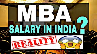 MBA Salary in India   Highest Paying Jobs in india   Careers in MBA in India   By Sunil Adhikari  