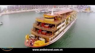 Golden Cruise 9999,Du thuyền 5 sao ở Vịnh Hạ Long,  |Smiletravel