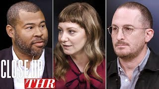 Full Writers Roundtable: Jordan Peele, Darren Aronofsky, Emily V. Gordon | Close Up With THR