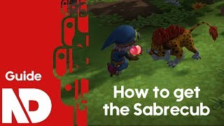 [Dragon Quest Builders] Guide: How To Get The Great Sabrecub