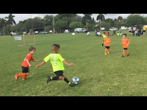 Best 6 year old Soccer player in the U.S