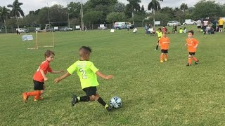 Best 6 year old Soccer player in the U.S - YouTube