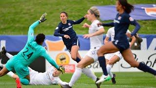Highlights: Sky Blue FC vs. Portland Thorns FC   April 28, 2019
