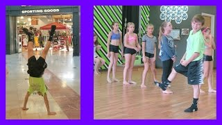 MORE BACK TO SCHOOL SHOPPING & DANCE CLASS!