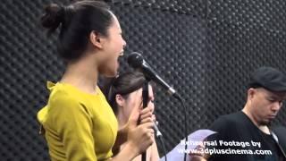 Hoàng Quyên, Hương Tràm - Mùa cây trổ lá 2D (On stage & Rehearsal)