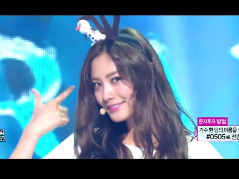 ORANGE CARAMEL - My Copycat, 오렌지 캬라멜 - 나처럼 해봐요 Music Core 20140830