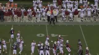 Will Herring Narrates the 2013 Iron Bowl