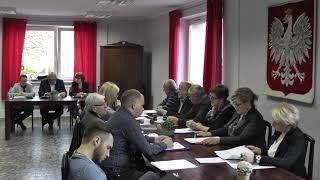 Dnia 6 listopada 2018 w Ośrodku Kultury, Sportu i Turystyki odbyła się XLVIII Sesja Rady Miasta i Gmin