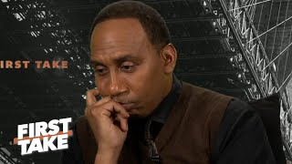 Stephen A. calls out producers for torturing him with Knicks debate topics | First Take