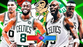 I Combined The Current Boston Celtics With The 2008 Boston Celtics...This Is What Happened