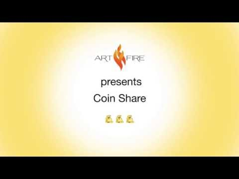 Coin Share Rewards by ArtFire