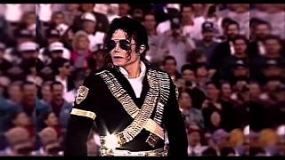 Michael Jackson   Super Bowl 1993 Performance   HD