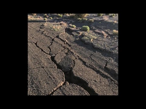 Nye County Sheriff's Office earthquake damage video