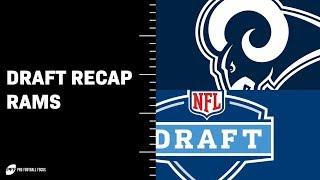 2019 NFL Draft: Rams Recap | PFF