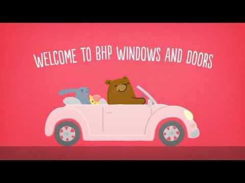 BHP Impact Resistant Windows