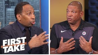 Doc Rivers: 'I don't know if the NBA has ever been better than right now' | First Take