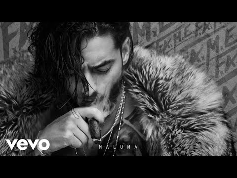Maluma - Condena (Audio)