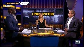 UNDISPUTED | Seahawks def 49ers 27-24 OT; Wilson: 232 Yds, TD, Int; Garoppolo: 248 Yds, TD, Int