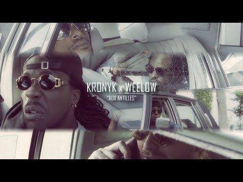 KRONYK x WEELOW - AUX ANTILLES